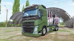 Volvo FH forest for Farming Simulator 2017