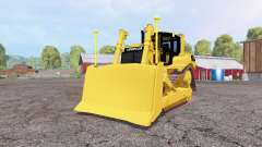 Caterpillar D7R v1.1 for Farming Simulator 2015