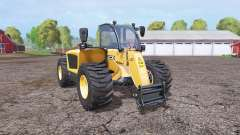 JCB 531-70 v1.1 for Farming Simulator 2015
