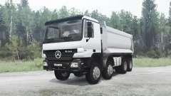 Mercedes-Benz Actros 4141 (MP2)
