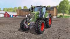 Fendt 828 Vario SCR for Farming Simulator 2015