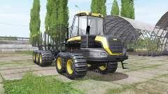 PONSSE Buffalo autoload for Farming Simulator 2017