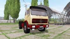 Mercedes-Benz NG 1632 v1.1 for Farming Simulator 2017