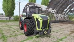 CLAAS Xerion 4500 Trac VC for Farming Simulator 2017