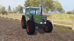 Fendt Farmer 306 LS Turbomatik v3.0 for Farming Simulator 2013