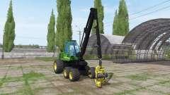 John Deere 1070d for Farming Simulator 2017