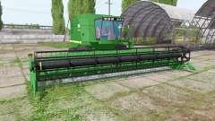 John Deere 9610 v2.0 for Farming Simulator 2017