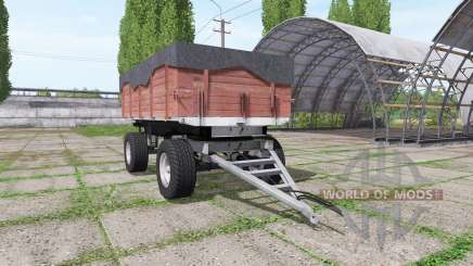 BSS P 93 S v3.2 for Farming Simulator 2017