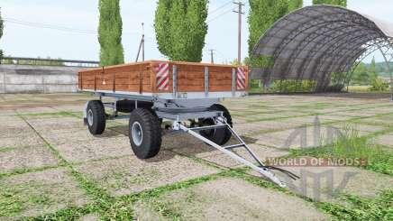 BSS P 73 SH for Farming Simulator 2017