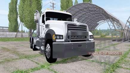 Mack Granite for Farming Simulator 2017