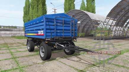 METALTECH DB 10 multicolor for Farming Simulator 2017