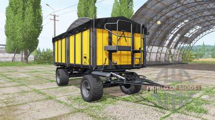 Wielton PRS-2-W14D for Farming Simulator 2017