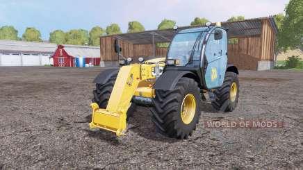 JCB 536-70 v1.1 for Farming Simulator 2015