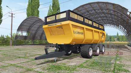 La Littorale C 390 v1.1 for Farming Simulator 2017