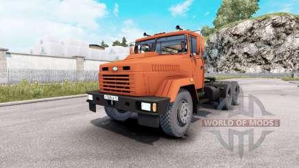 KrAZ 64431 for Euro Truck Simulator 2