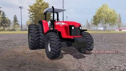 Massey Ferguson 4297 v2.0 for Farming Simulator 2013