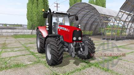 Massey Ferguson 5465 for Farming Simulator 2017