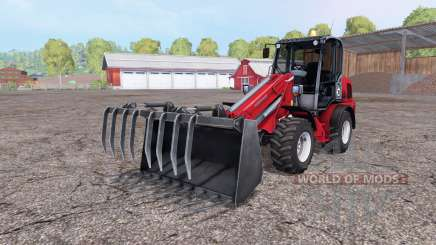 Weidemann 4270 CX 100T for Farming Simulator 2015