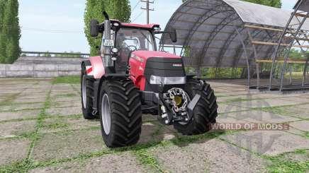 Case IH Puma 230 CVX v2.0 for Farming Simulator 2017