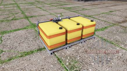 Liquid Fertilizer Tanks for Farming Simulator 2017