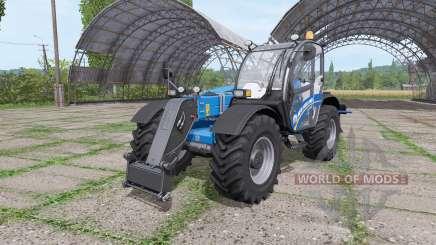 New Holland LM 7.42 back hydraulics for Farming Simulator 2017