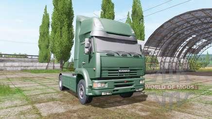 KAMAZ 5460 for Farming Simulator 2017