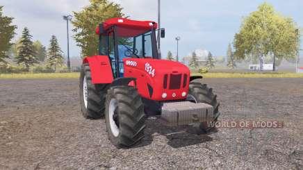 URSUS 1934 for Farming Simulator 2013