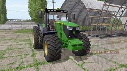 John Deere 6250R for Farming Simulator 2017
