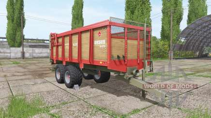 URSUS N-270 v1.1 for Farming Simulator 2017