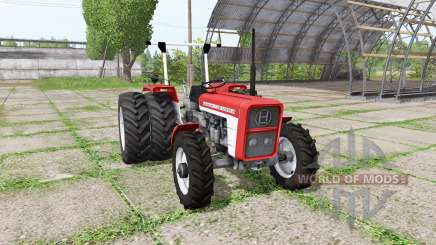 Lindner BF4505A v3.0 for Farming Simulator 2017