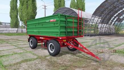 Warfama T-670 v1.1 for Farming Simulator 2017