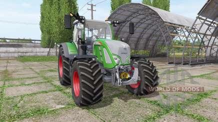Fendt 714 Vario for Farming Simulator 2017