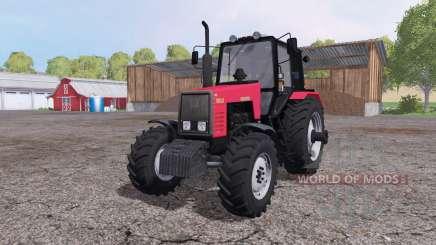 MTZ Belarus 1221.2 for Farming Simulator 2015
