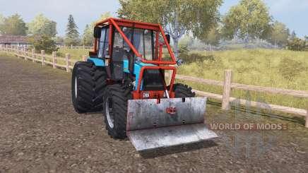 Belarus MTZ 892 forestry for Farming Simulator 2013