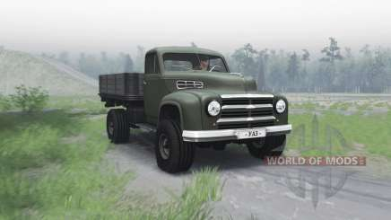 UAZ 300 experienced 1949 for Spin Tires