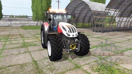 Steyr Terrus 6300 CVT v3.0 for Farming Simulator 2017