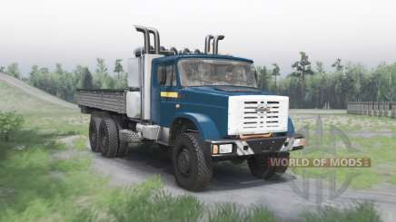 ZIL-433440 v2.1 for Spin Tires