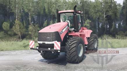 Case IH Steiger 620 v1.1 for MudRunner