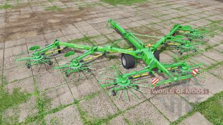Krone Swadro 2000 v1.17 for Farming Simulator 2017