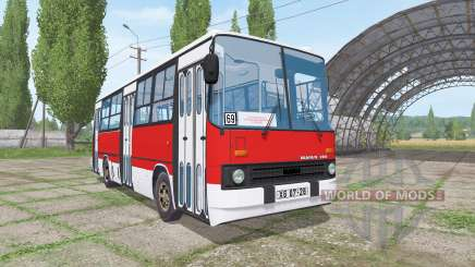 Ikarus 260 v1.2 for Farming Simulator 2017