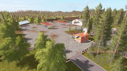 Reshetylivka for Farming Simulator 2017