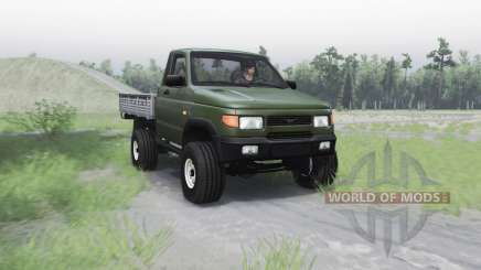 UAZ 2360 for Spin Tires