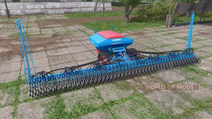 LEMKEN Solitair 12 multi-seeder v1.17 for Farming Simulator 2017