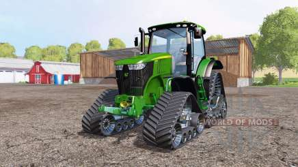 John Deere 7310R QuadTrac for Farming Simulator 2015