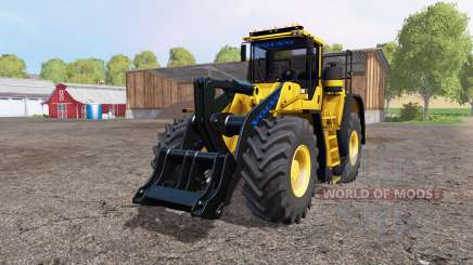 Volvo L180F v5.0 for Farming Simulator 2015
