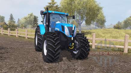 New Holland T7.220 for Farming Simulator 2013