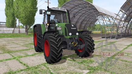Fendt 820 Vario TMS dynamic hoses v1.1 for Farming Simulator 2017
