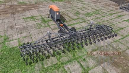 AMAZONE Condor 15001 multi-seeder v1.2 for Farming Simulator 2017
