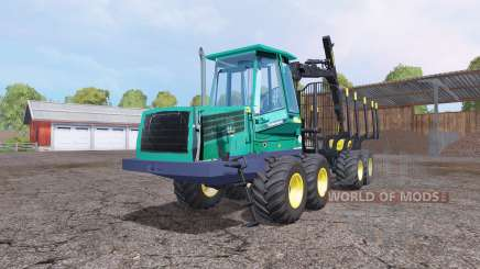 John Deere 1110D v1.1 for Farming Simulator 2015