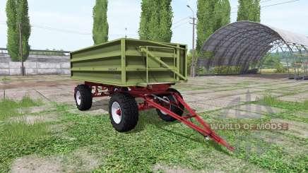 Conow HW 80 for Farming Simulator 2017